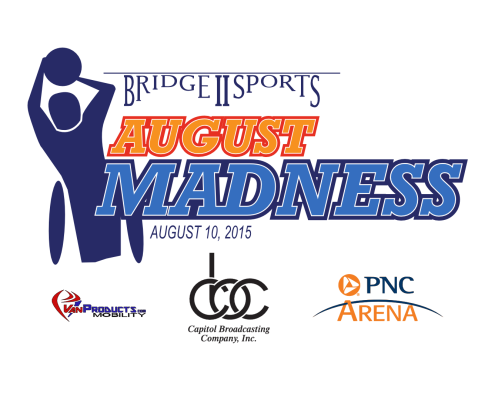 Bridge II Sports August Madness Basketball Tournament in Raleigh, NC
